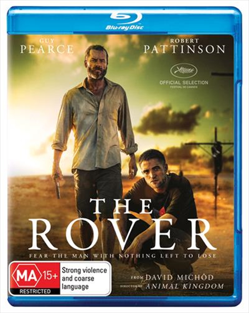 Rover, The   Blu-ray