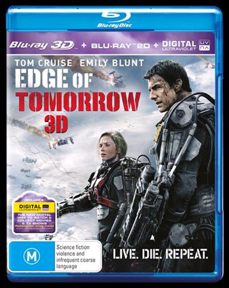 Edge Of Tomorrow | Blu-ray 3D