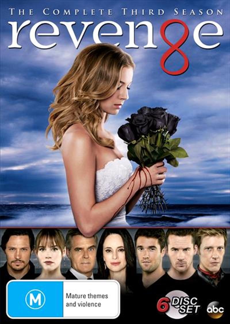 Revenge - Season 3 | DVD