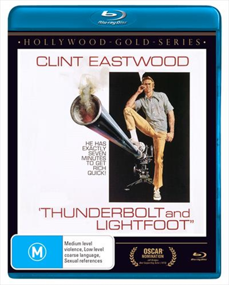 Thunderbolt And Lightfoot | Blu-ray