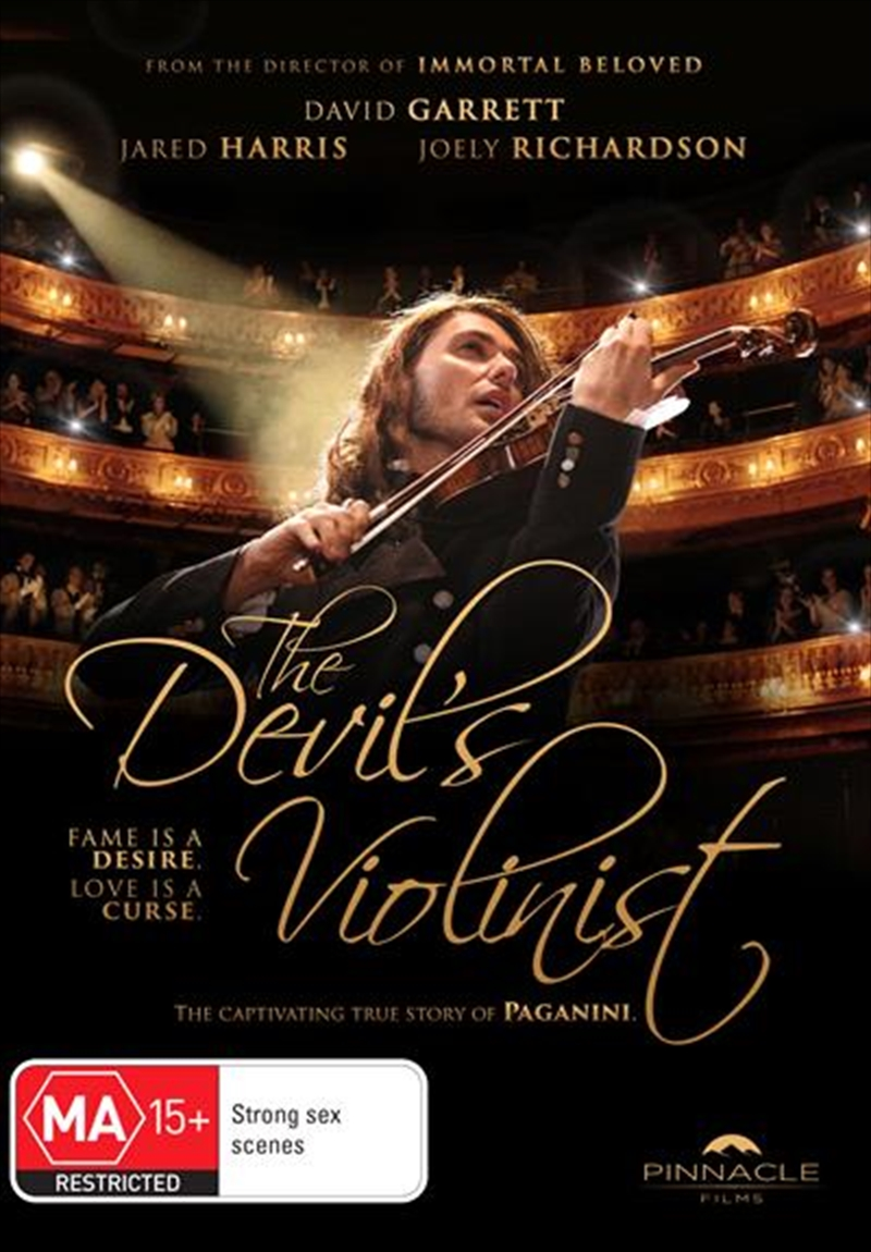 Devil's Violinist, The | DVD