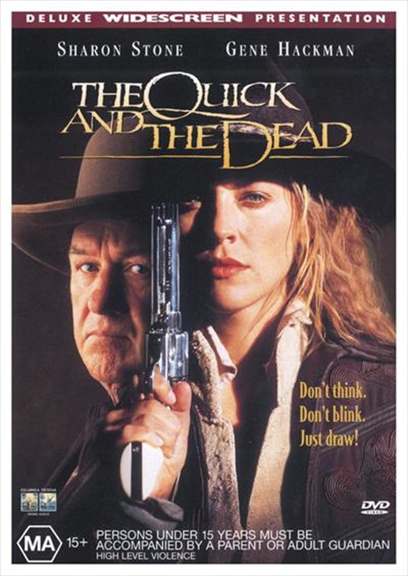 Quick And The Dead, The | DVD