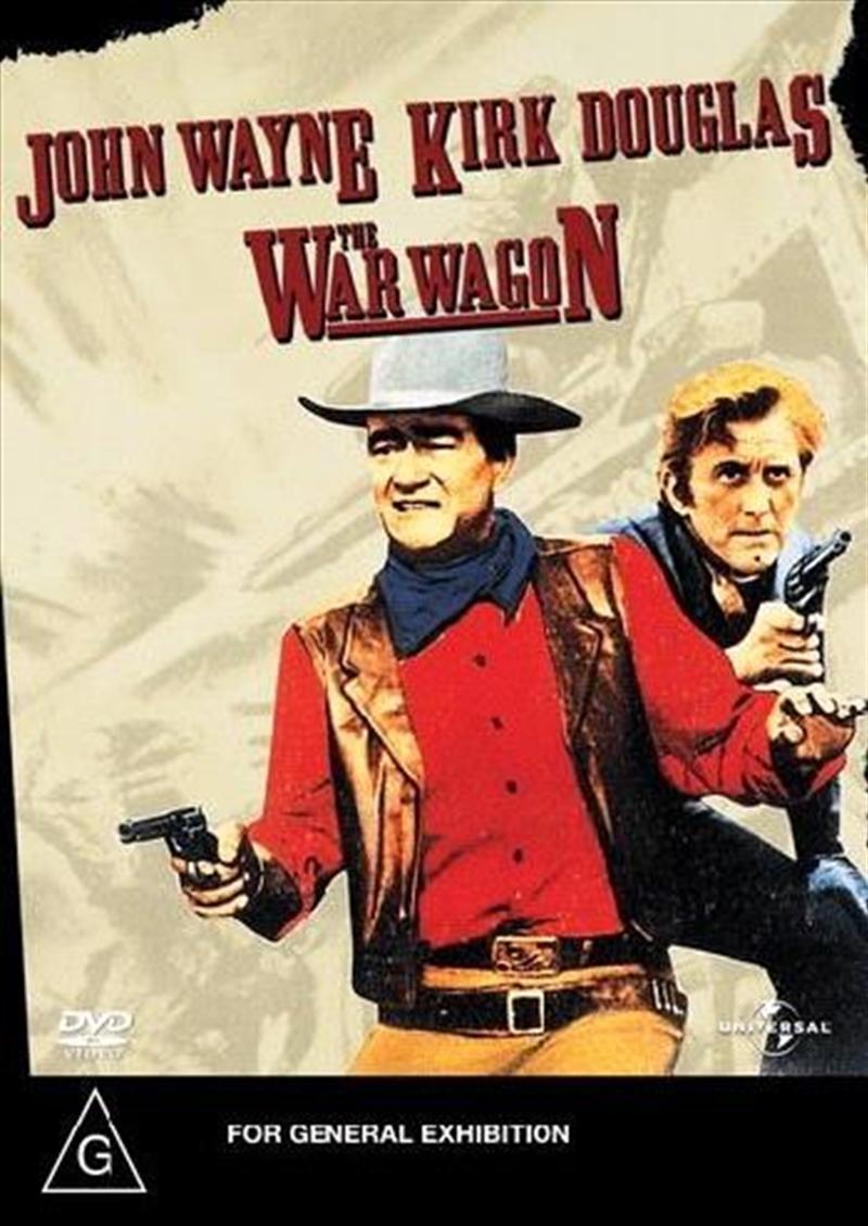 War Wagon, The | DVD