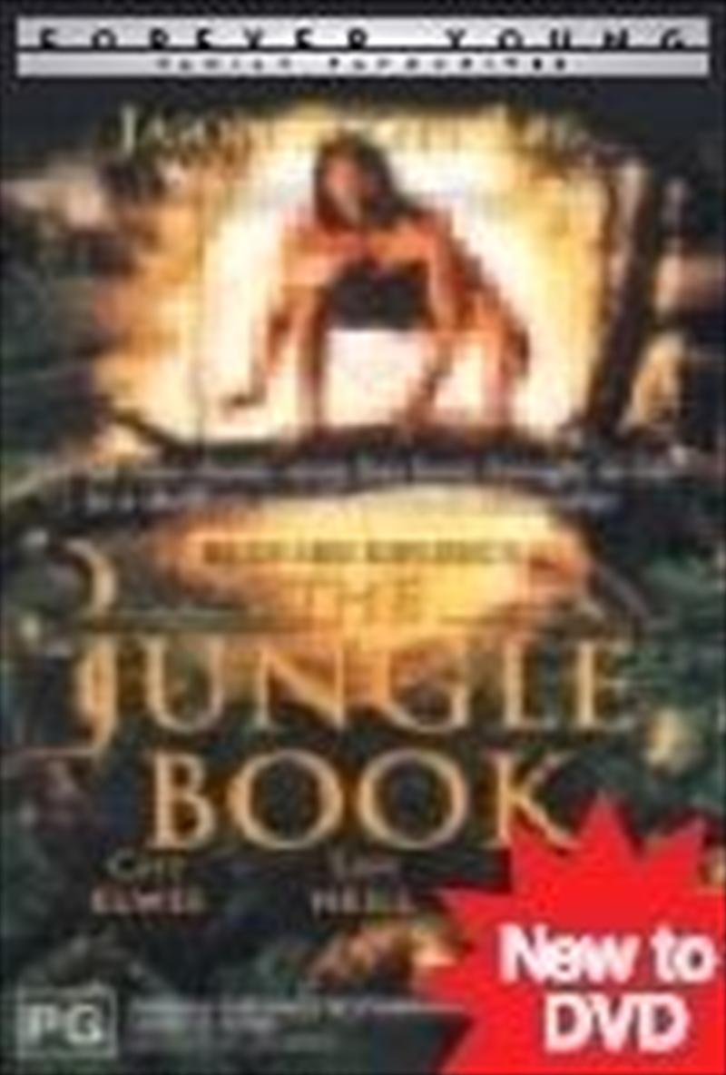 Jungle Book The Fantasy Dvd Sanity