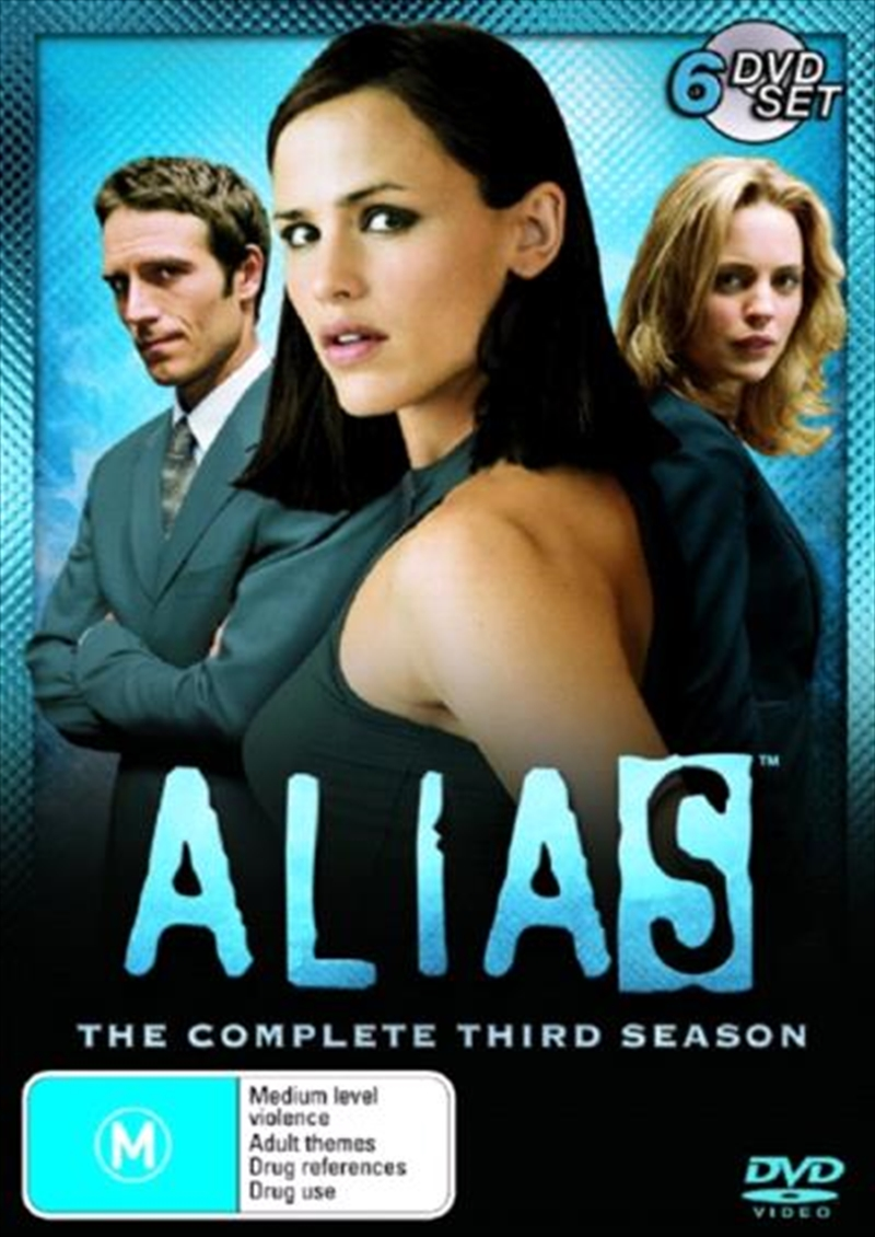 Alias - Season 03 | DVD