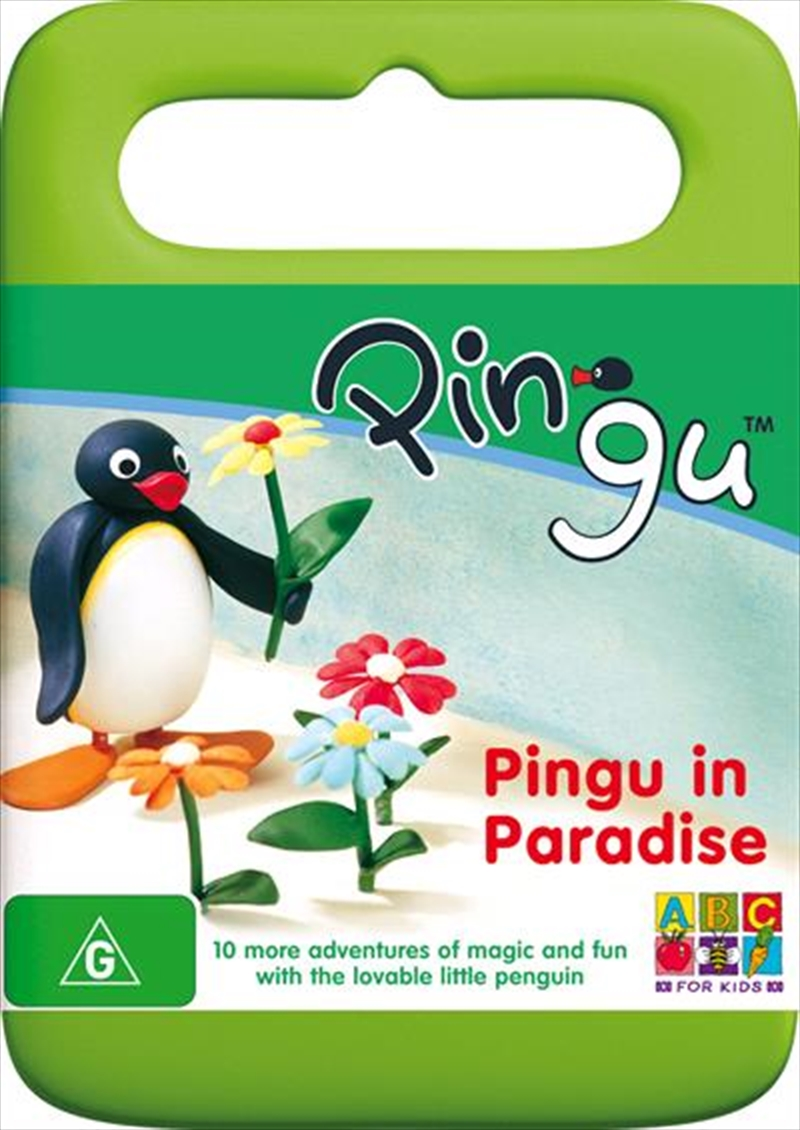 Pingu Pingu In Paradise Abc Dvd Sanity