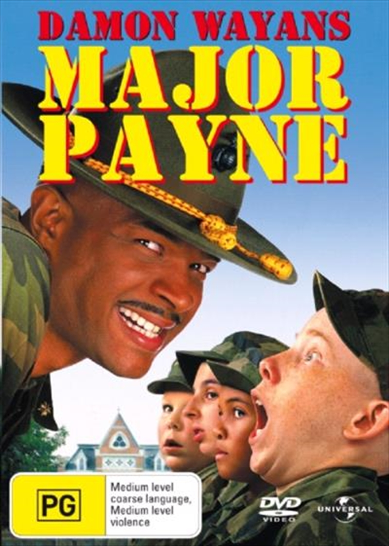Major Payne | DVD