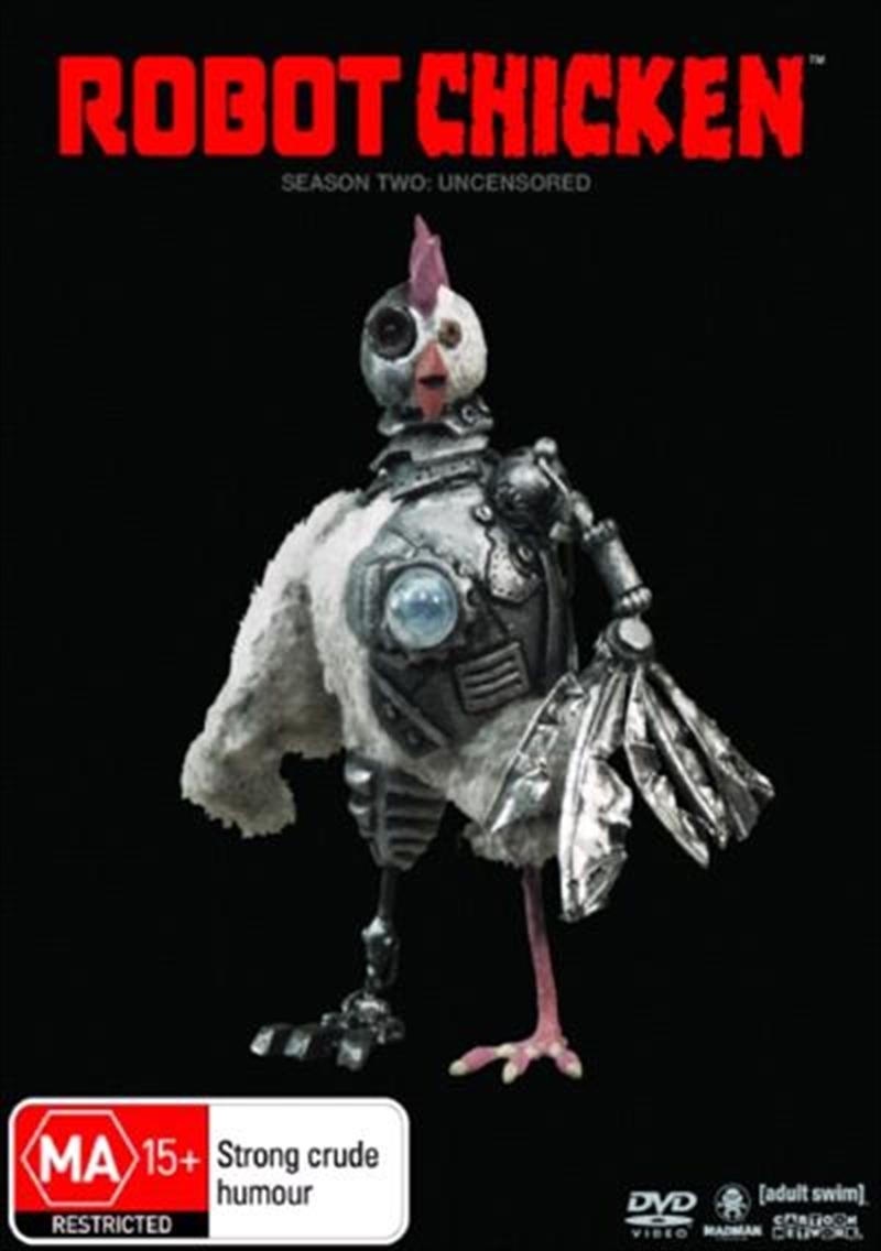 Robot Chicken - Season 02 | DVD