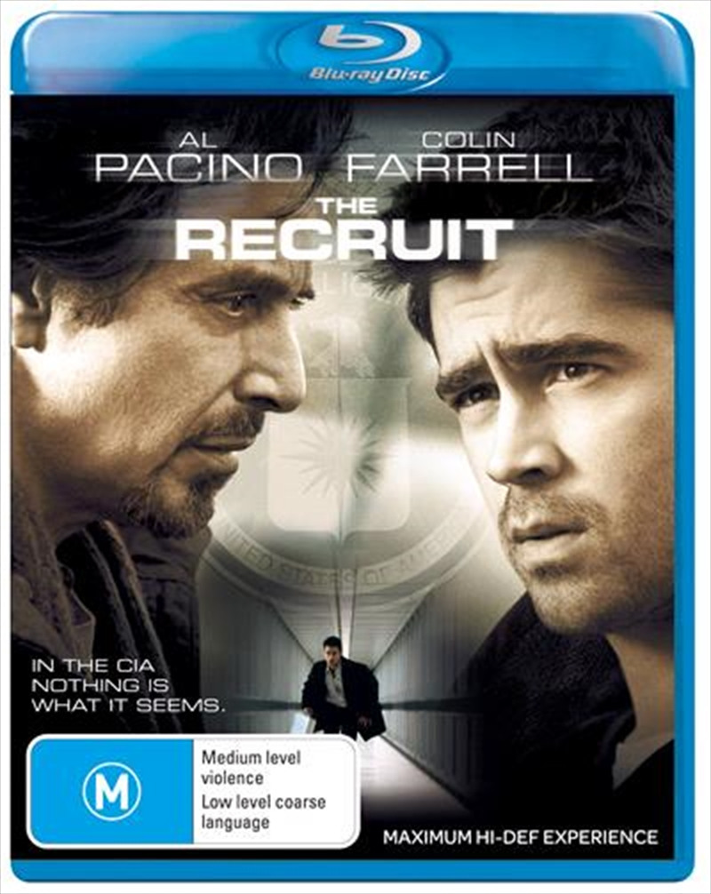 Recruit, The | Blu-ray