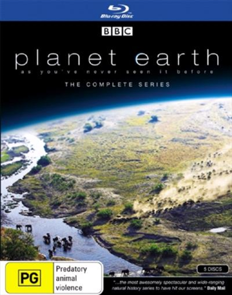Planet Earth: Complete Series | Blu-ray