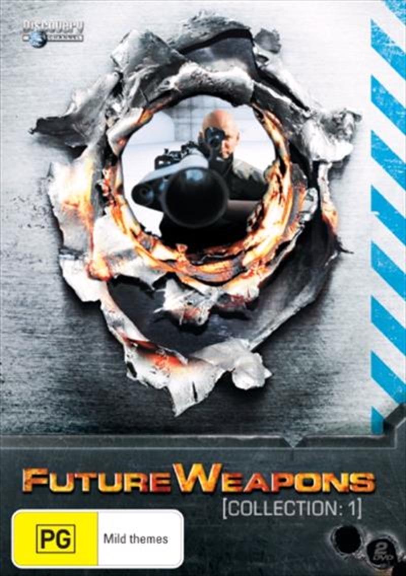 Future Weapons: Season 1   DVD
