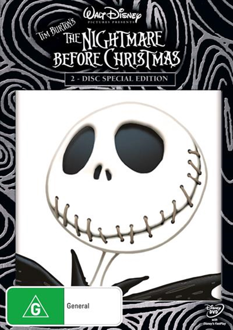 Nightmare Before Christmas (Special Edition), The | DVD
