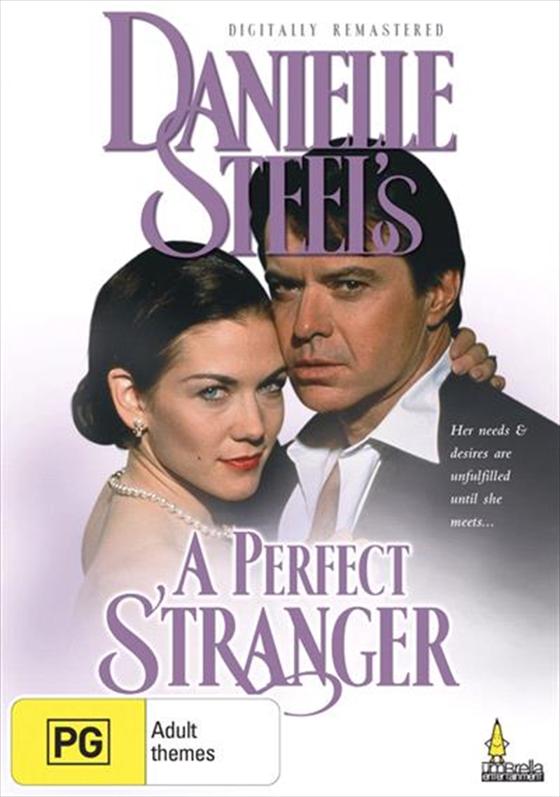Buy Danielle Steel A Perfect Stranger On Dvd Sanity