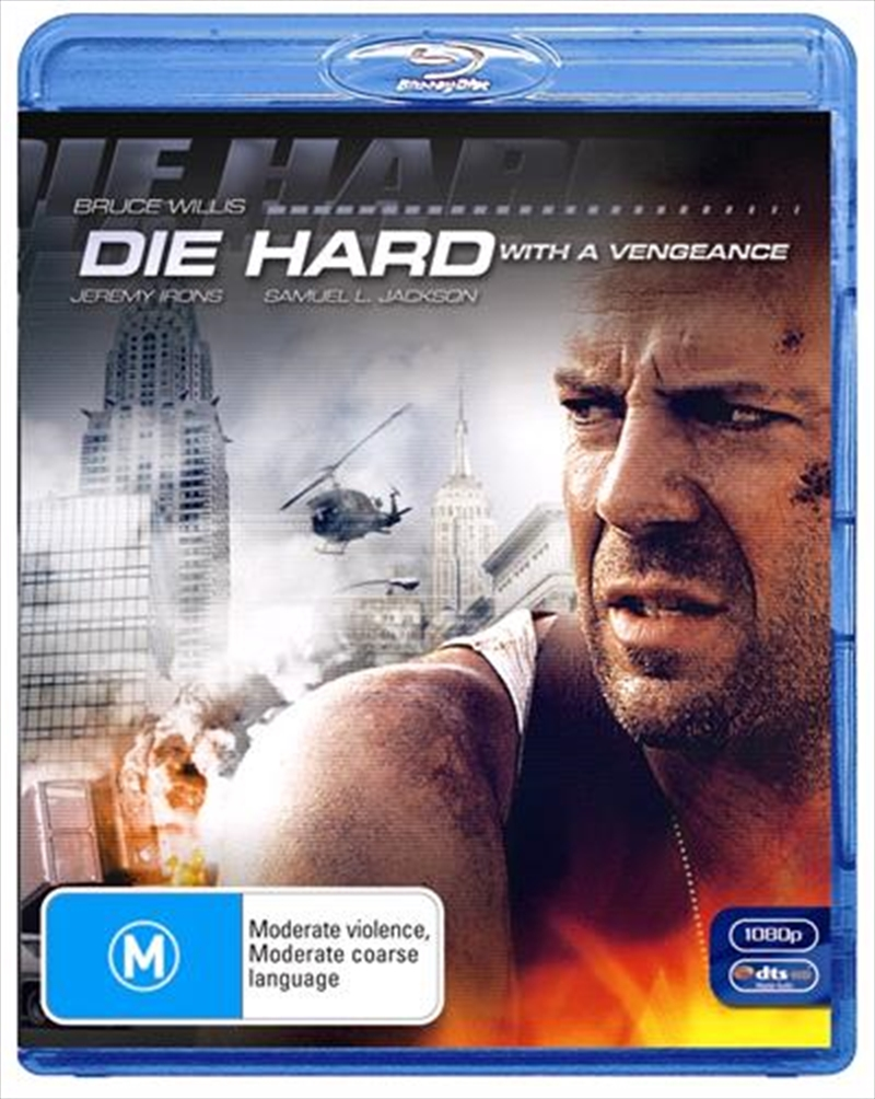 Die Hard With A Vengeance | Blu-ray