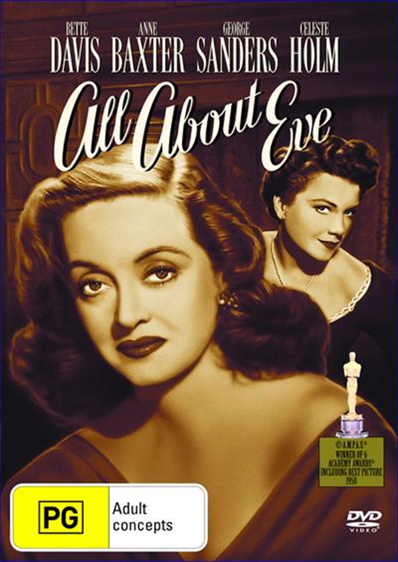 All About Eve | DVD