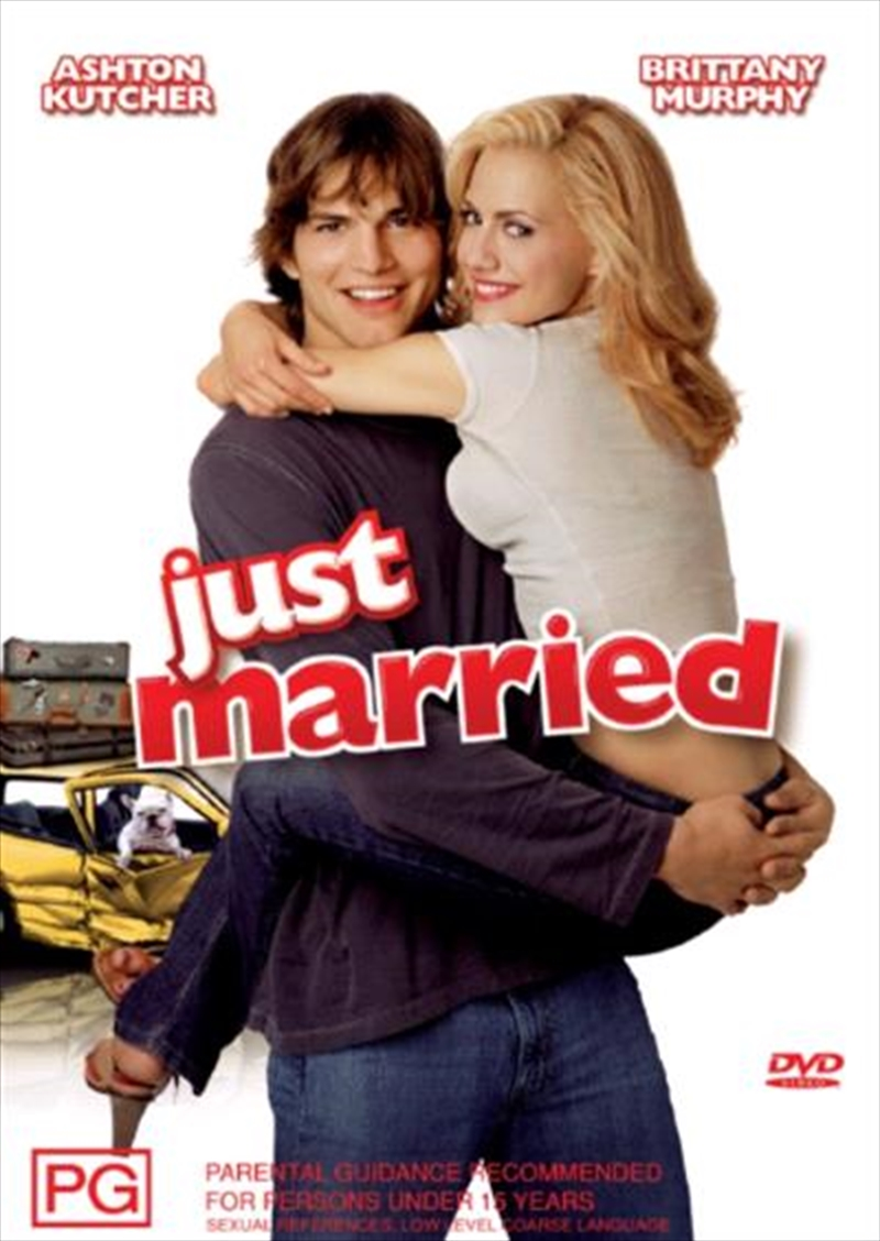 Buy Just Married On DVD