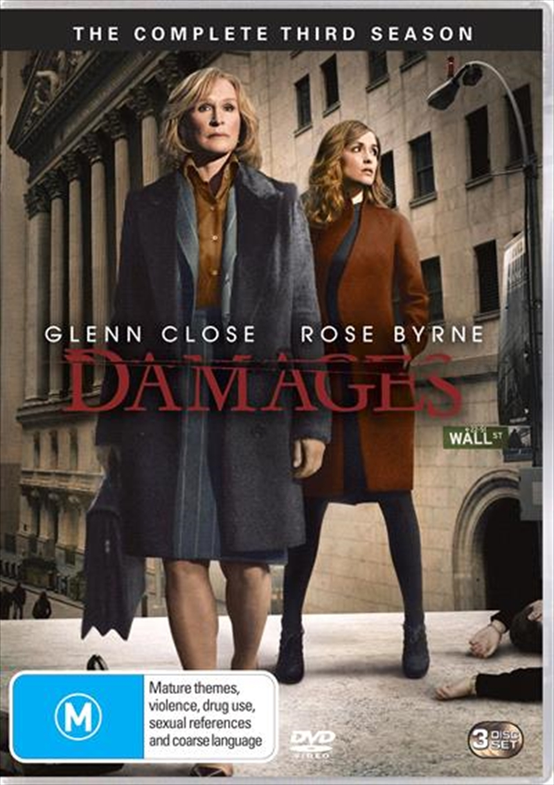 Damages - Complete Season 03 | DVD
