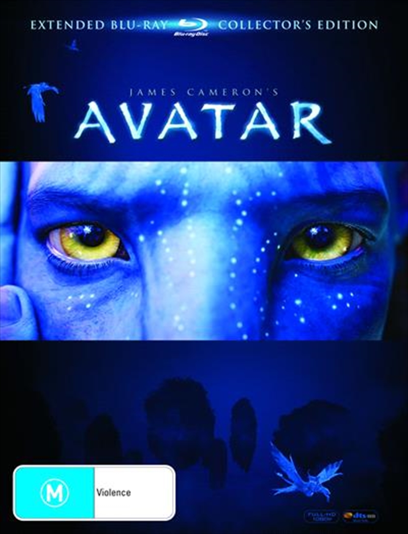 Avatar - Extended Collector's Edition Fanatics Pack | Blu-ray