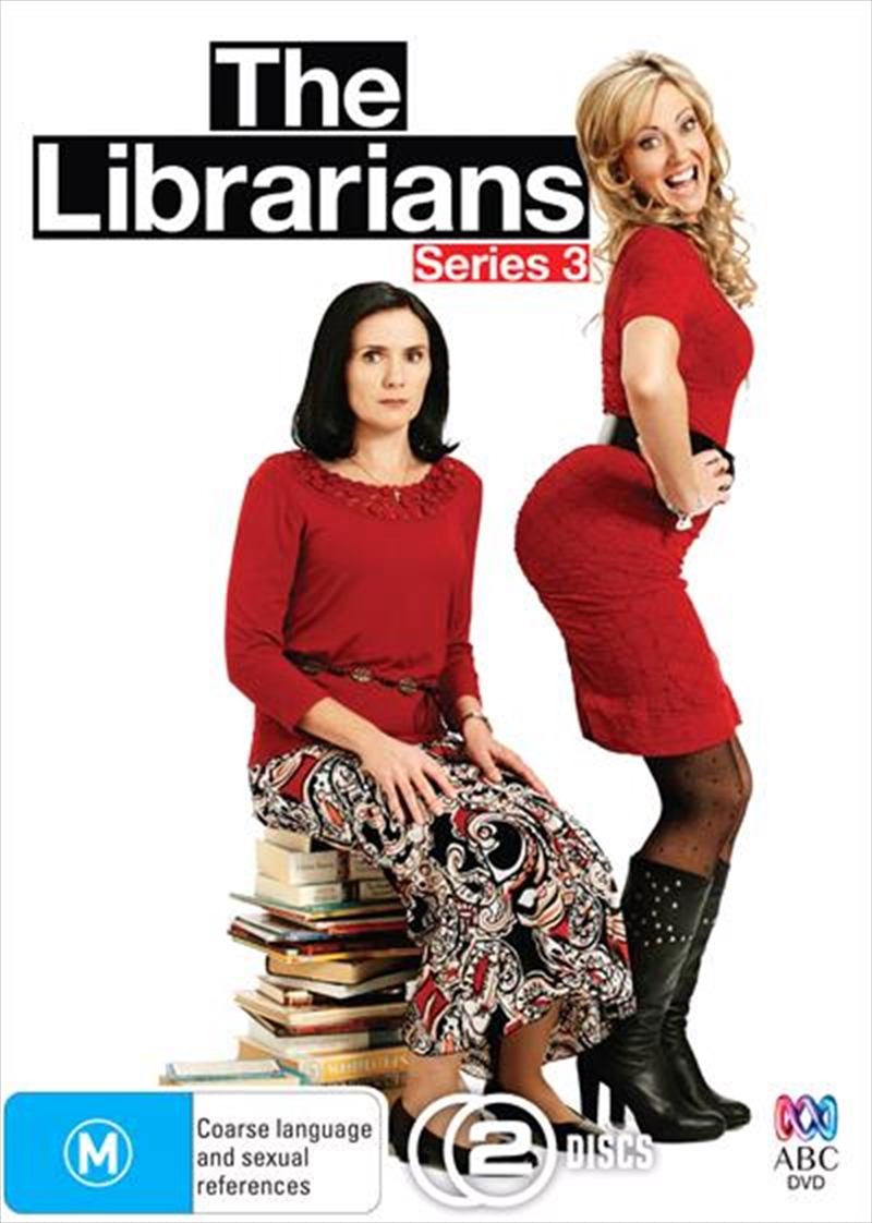 Librarians - Series 03, The | DVD