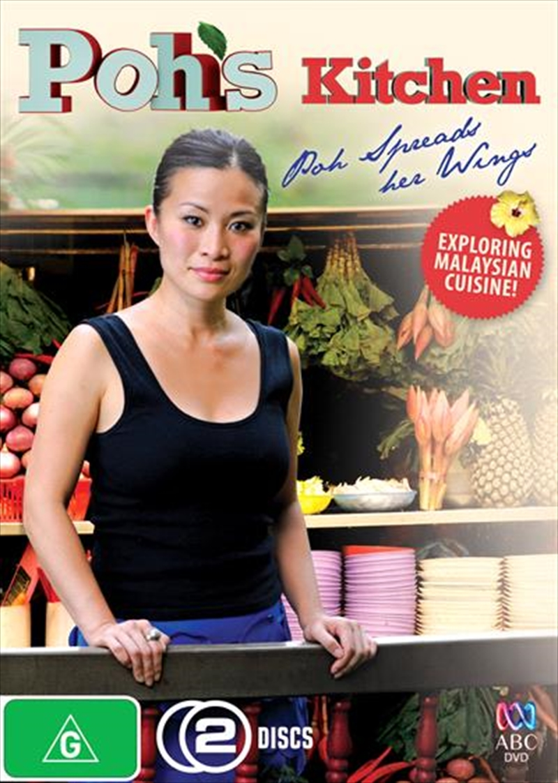 Poh's Kitchen:  Poh Spreads Her Wings | DVD