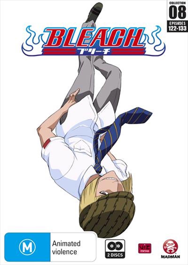 Buy Bleach Season 8 Collection on DVD | Sanity