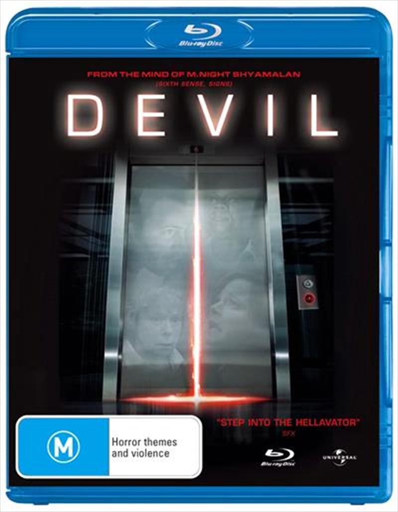 Devil | Blu-ray