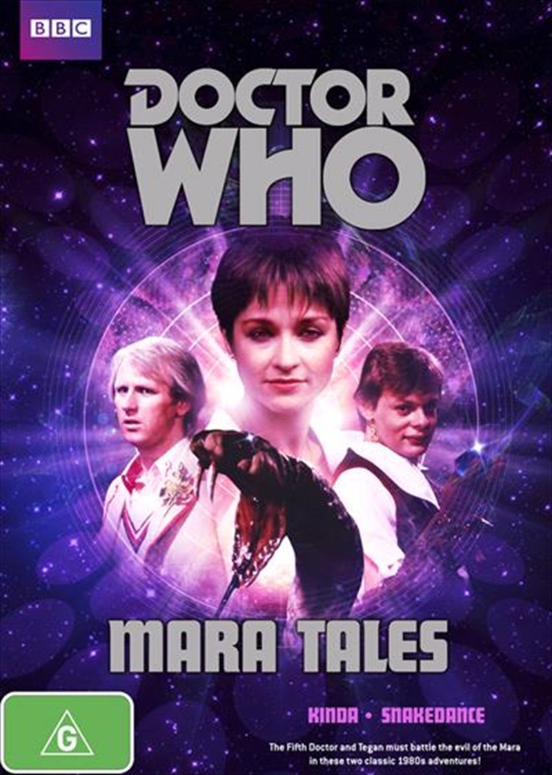 Doctor Who - Mara Tales | DVD