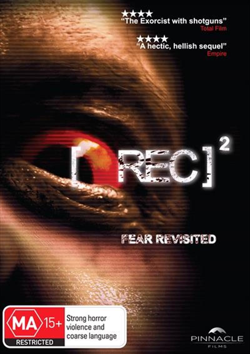 [Rec] 2 | DVD