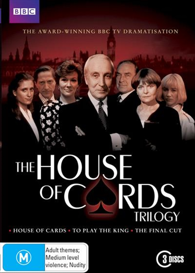 House Of Cards Trilogy | DVD
