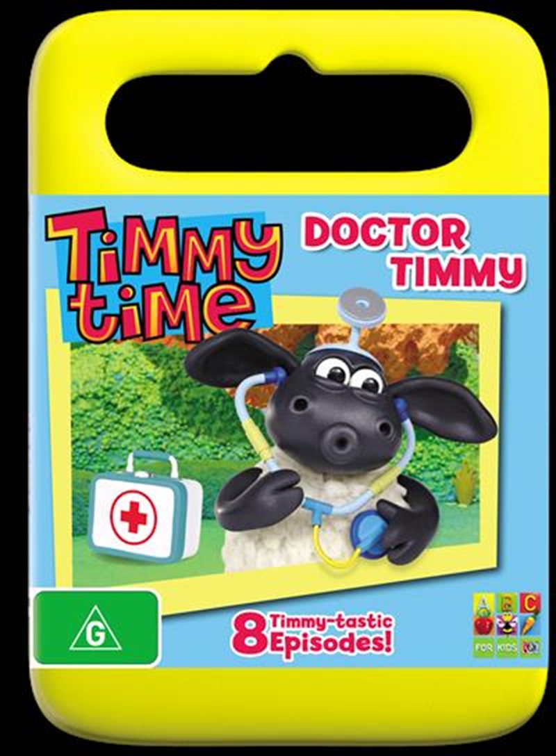 Timmy Time - Doctor Timmy | DVD
