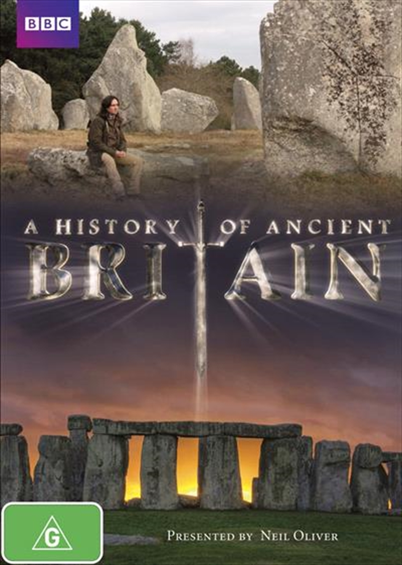 A History Of Ancient Britain   DVD