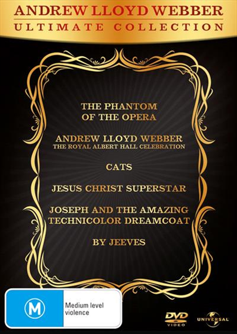 Andrew Lloyd Webber - Ultimate Collection | DVD