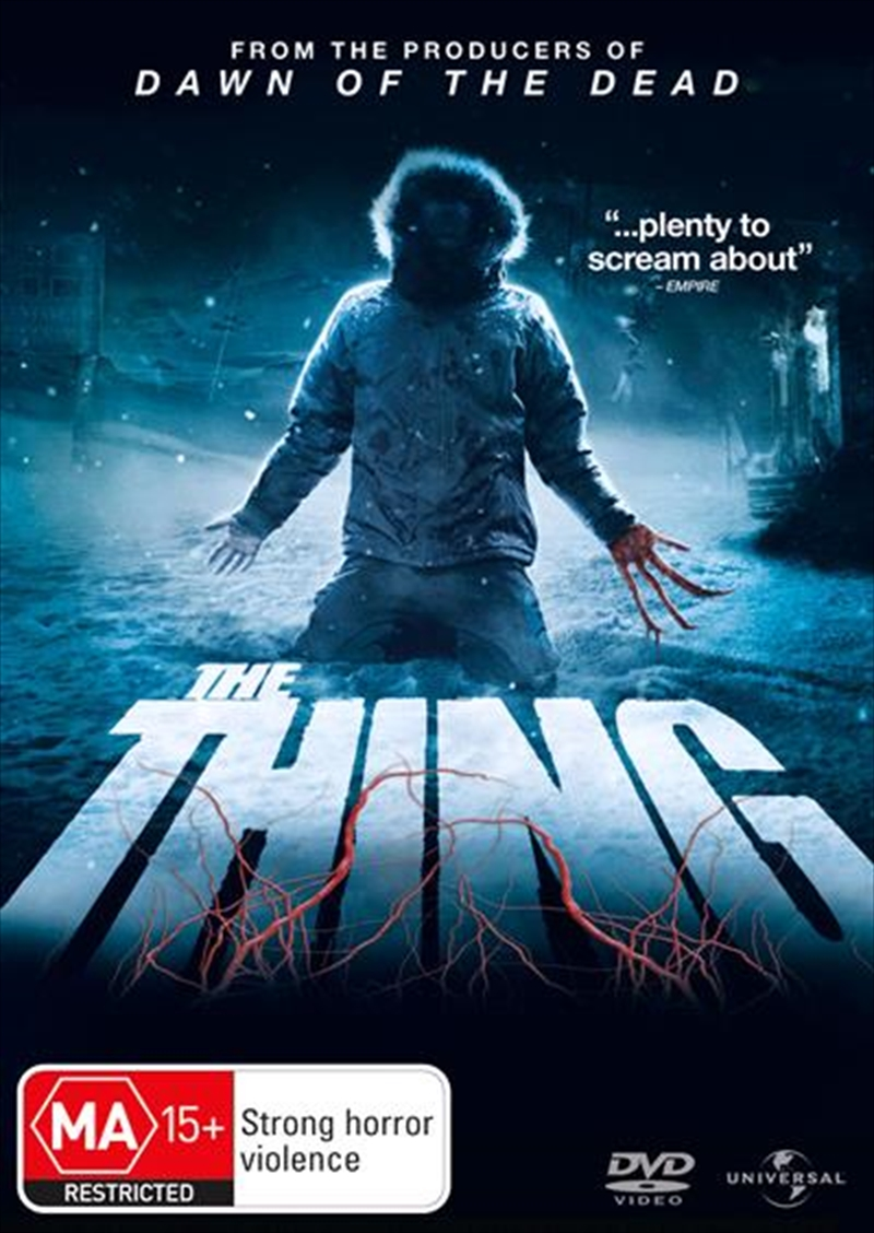 Thing, The | DVD