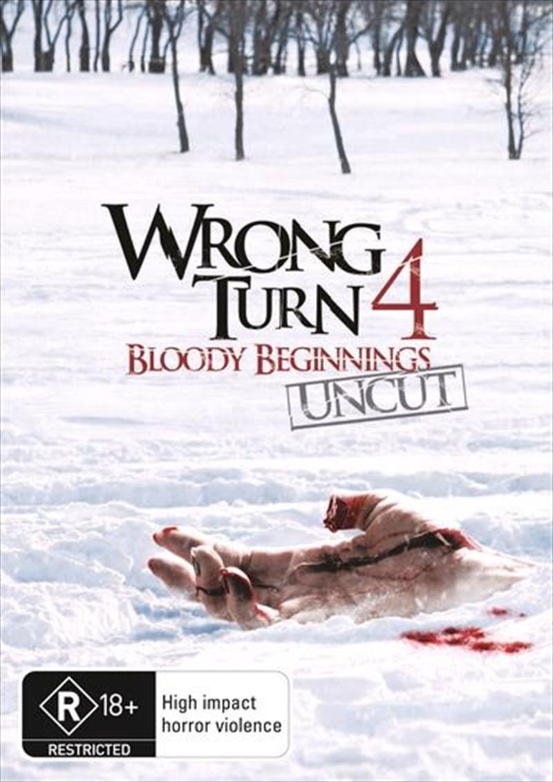 Wrong Turn 4 | DVD