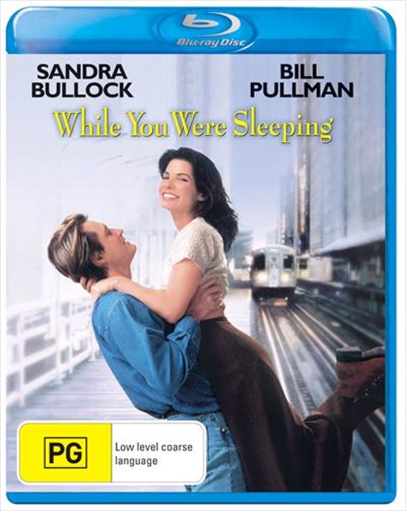 While You Were Sleeping | Blu-ray