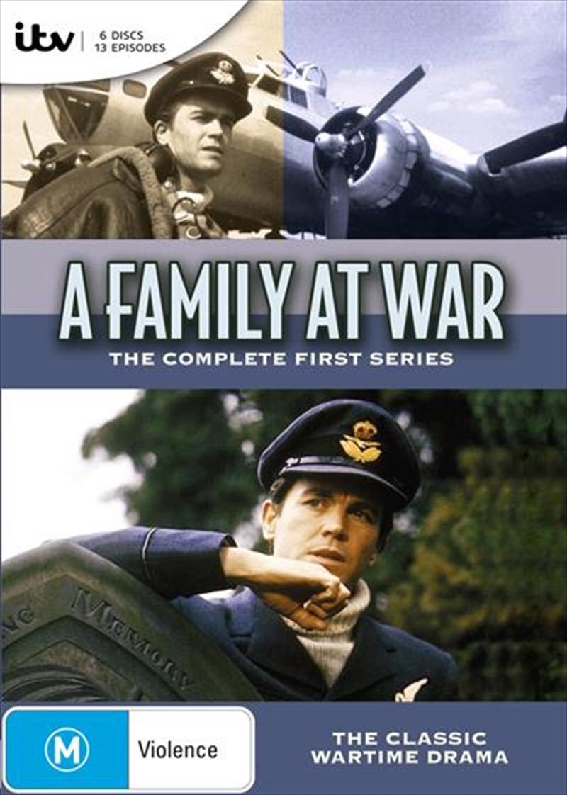A Family At War - Series 1   DVD
