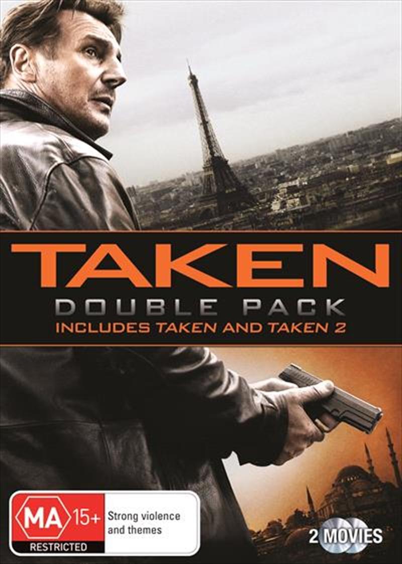 Taken / Taken 2 | DVD