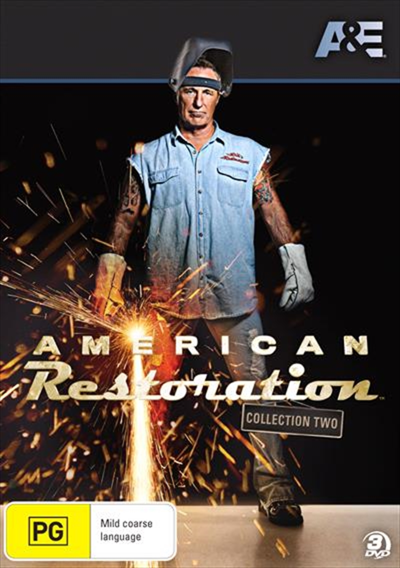 American Restoration - Collection 2 | DVD