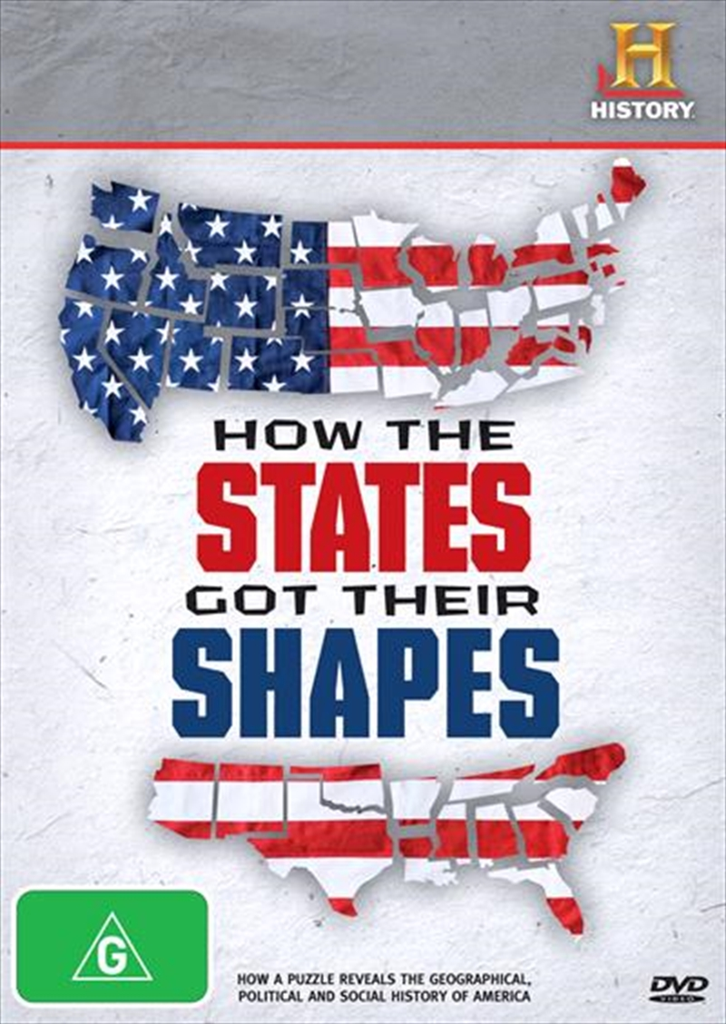 How The States Got Their Shapes | Tuggl