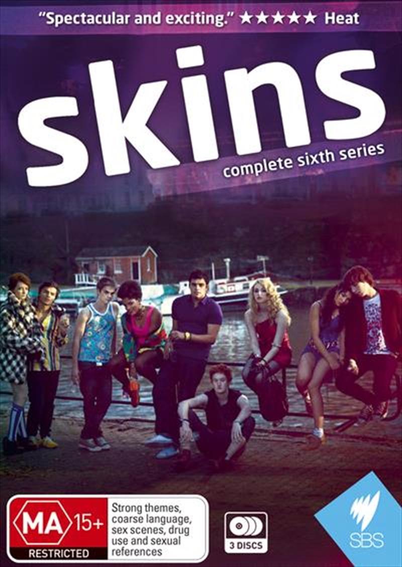 Skins - Series 6 | DVD