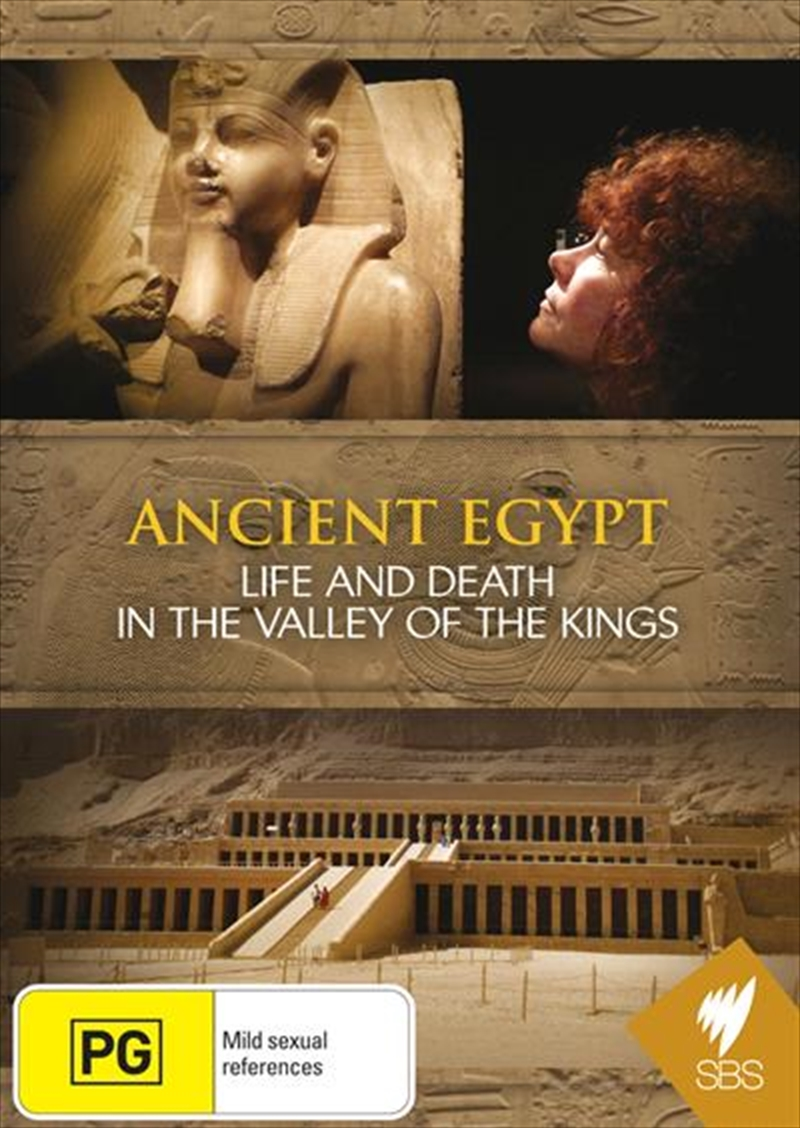Ancient Egypt - Life And Death In The Valley Of The Kings | DVD