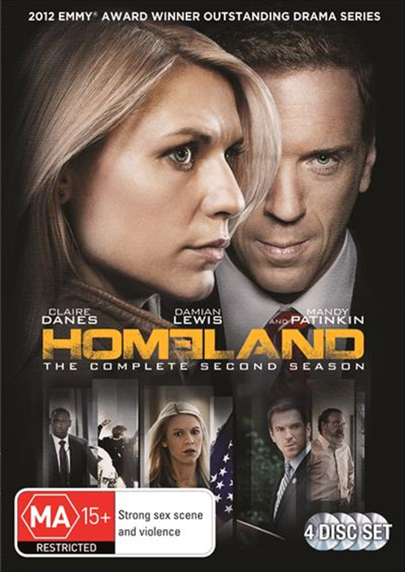 Homeland - Season 2 | DVD