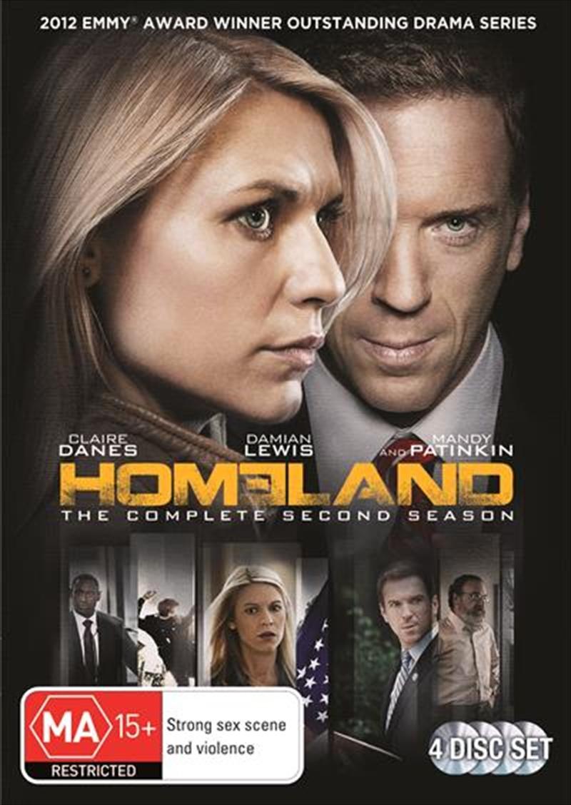 Homeland - Season 2 | DVD