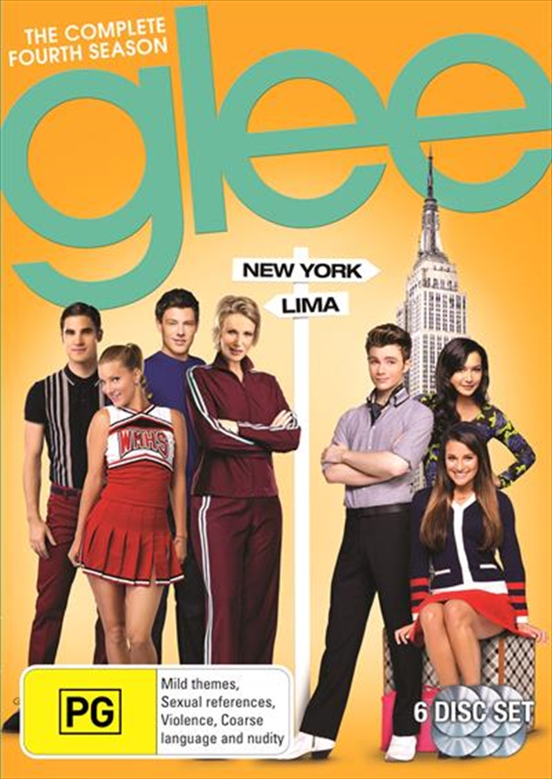 Glee - Season 4 | DVD