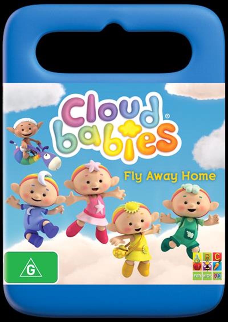 Cloudbabies - Fly Away Home | DVD