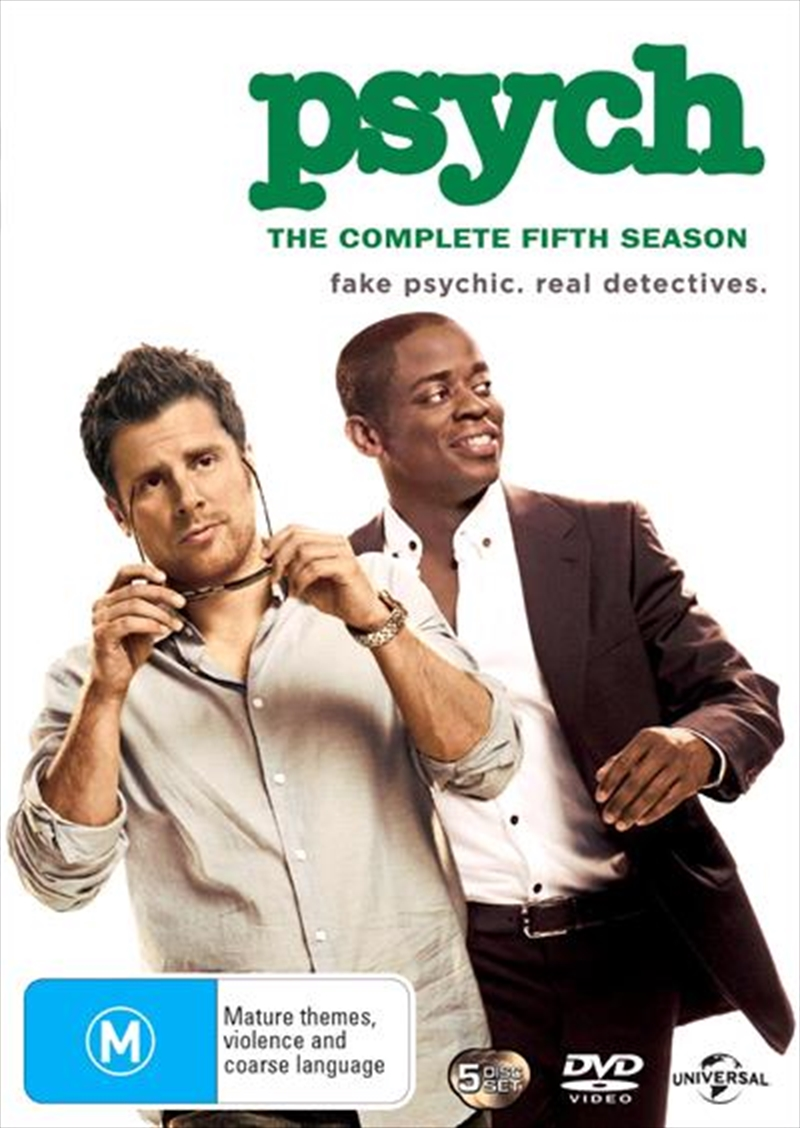 Psych - Season 5 | DVD