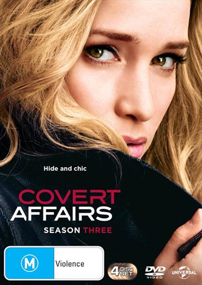 Covert Affairs - Season 3 | DVD