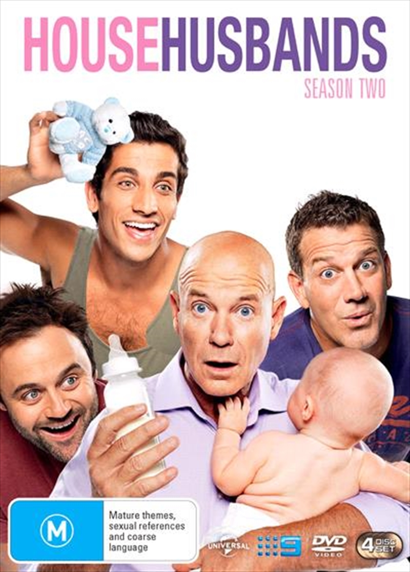 House Husbands - Series 2 | DVD