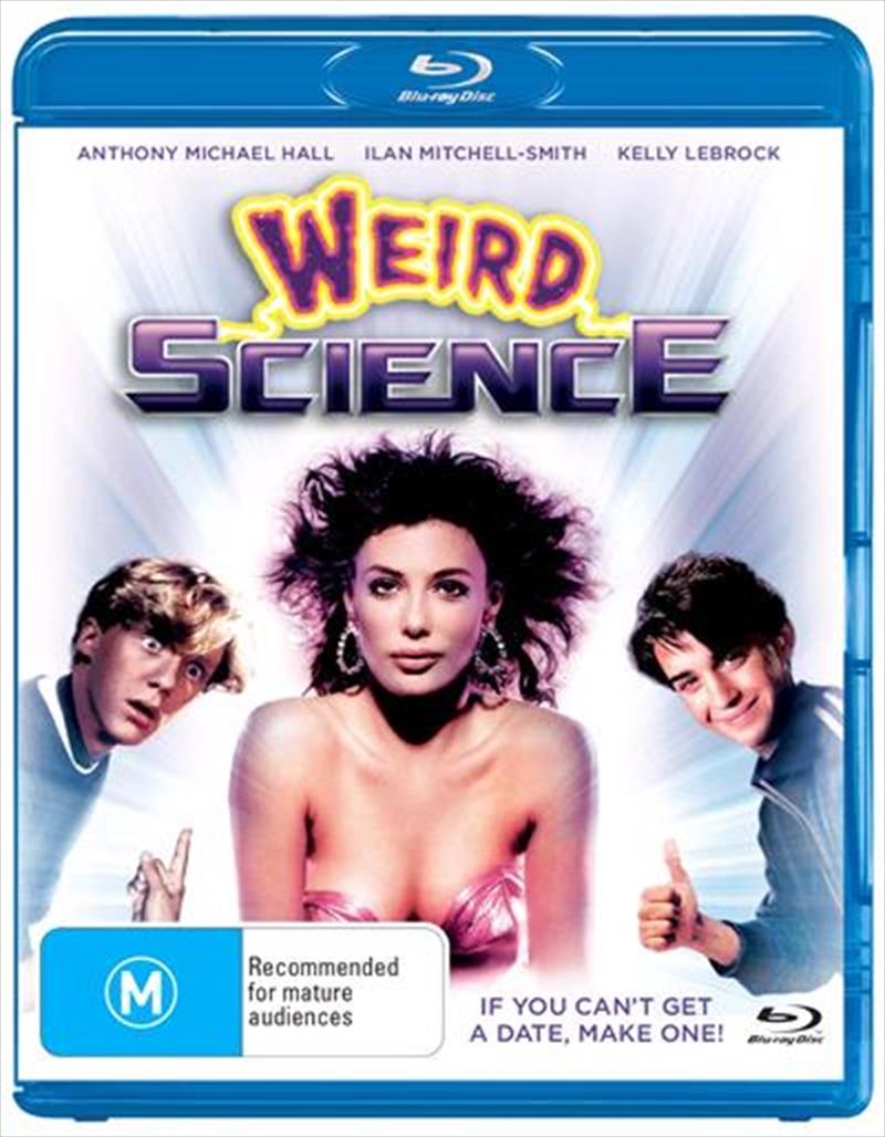 Weird Science | Blu-ray