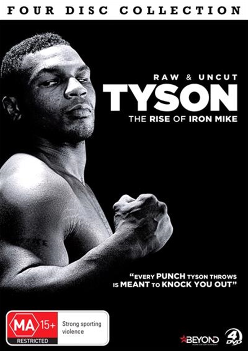 ESPN - Tyson - The Rise Of Iron Mike | DVD